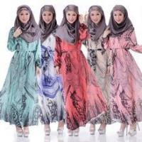 Quality 11601 Muslim dress wholesale