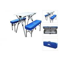 China Outdoor Capacity BRS-Z33 Light weight foldable table on sale