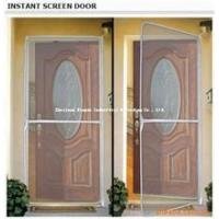 Quality DIY instant Screen Door wholesale