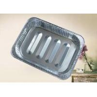 Quality rectangular roaster tray widely used in cooking, BBQ, baking and storing wholesale