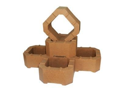 Quality Shaped Products Magnesia-Zirconia Brick for sale
