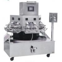 Buy cheap Rotary liquid filling and sealing machine from wholesalers