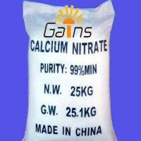 Quality Other chemicals Calcium nitrate tetrahydrate wholesale
