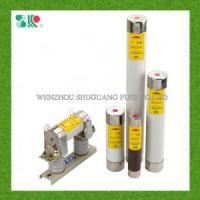 China high voltage motor protection High Voltage Current Limiting Fuses For Motor Protection on sale