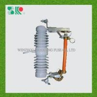 Quality high voltage fuse types High Voltage Porcelain Cutout Fuse In 15kv wholesale