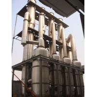 China Multiple Effect Wiped Film Evaporator NO.: 00011 on sale