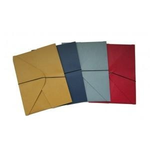 Cheap Paper Folders Letter Size Paper Pocket Folder with Elastic Closure for sale