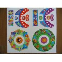Buy cheap Stickers/Labels Cartoon One-off Paper Sticker Printing from wholesalers