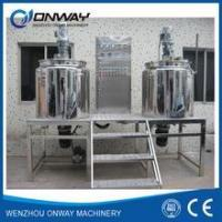 Quality KQG Tilting Electric-Heating Jacketed Mixing Kettle wholesale