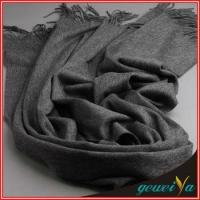 Buy cheap Infinity Solid Pashmina Shawls Stock from wholesalers