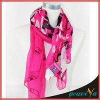 Buy cheap Loveliness Skull Printing Children Scarf from wholesalers