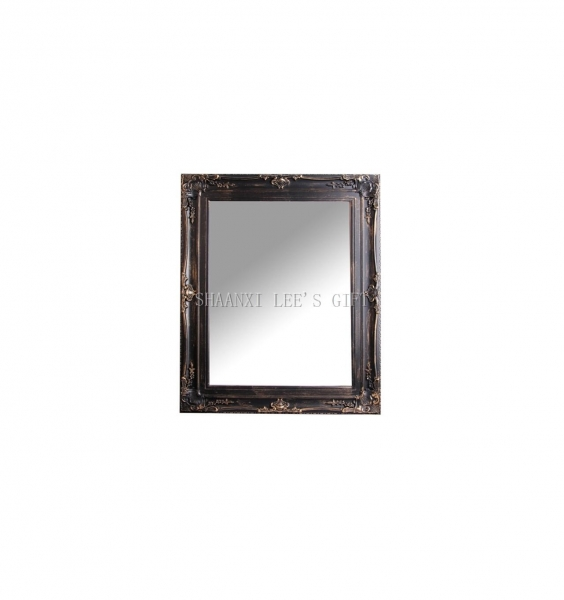 cheap plastic baroque mirrors item no zb m 7090 of leesgift