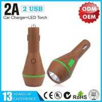 Buy cheap Car Charger YLCC-228-WOOD product