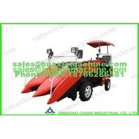 Quality Corn Machinery 4CH-2 two line corn combine harvester wholesale