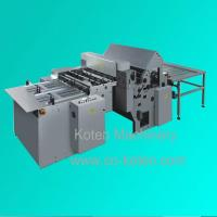 Buy cheap Book Related Machines Model No.QS-1020 from wholesalers