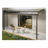 Quality Patio Canopy Customized terrace awning with polycarbonate panel wholesale