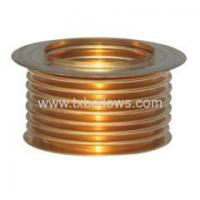 Buy cheap Bronze bellows for valve component product