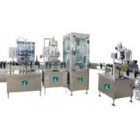 China Red Wine/Grape Wine Filling Machine/Production line on sale