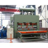 China automatic laminating hot press machine/Melamine MDF door skin Hot Press Machine on sale