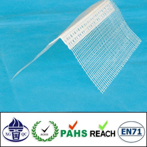 China Self Adhesive Fiberglass Mesh Corner Bead With Fiberglass Mesh