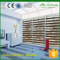 China Duel roller blinds Home Window Day Night Zebra Roller blinds on sale