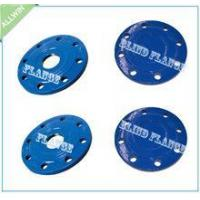 China standard ductile iron pipe fittings flange, blind flanges on sale