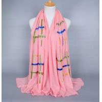 Buy cheap Custom embroidered scarves from wholesalers