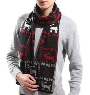 Cheap Wholesale wool mens scarf for sale