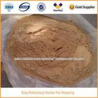 Buy cheap Masonry Brick Refractory Mortar Cement product