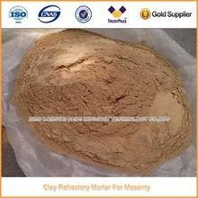 Quality Masonry Brick Refractory Mortar Cement for sale