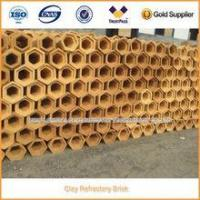 Buy cheap 38% Alumina Clay Fireproof Brick product