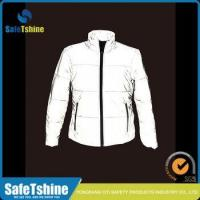 Quality Factory sale various widely used high visibility reflective jacket coat wholesale