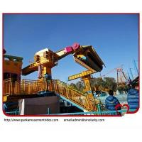 20 capacity large thrilling amusement rides top spin exciting for parks