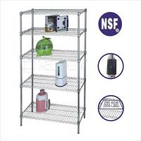 Quality Suppermarket Storage Equipment in Powder Coating,NSF Approval wholesale
