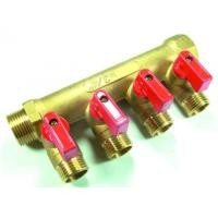 Quality manifold,fittings JD-4641 Liner manifold for Copper-pex-Multilayer pipe MF wholesale
