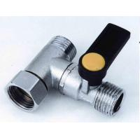 Buy cheap ball valves JD-5222 Two way stop valve MMF from wholesalers