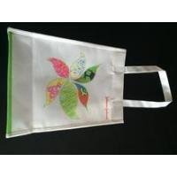 China Recycled PET Stitch Bond Nonwoven Fabrics bags ,shopping bags, new on sale