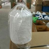 Quality raw white latex free rubber thread #42 wholesale