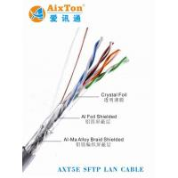 Buy cheap Network Cable Series CAT5E SFTP CABLE from wholesalers