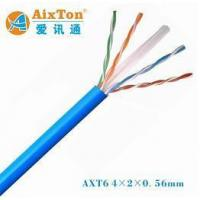 Buy cheap Network Cable Series CAT6 UTP CABLE from wholesalers