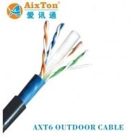 Buy cheap Network Cable Series CAT6 OUTDOOR CABLE from wholesalers