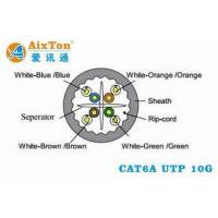Buy cheap Network Cable Series CAT6A UTP 10G CABLE from wholesalers