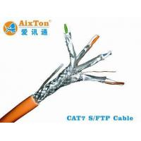 Buy cheap Network Cable Series CAT7 S/FTP CABLE from wholesalers
