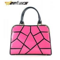 fashion leather handbags,quilted bag