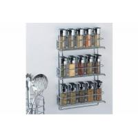 China Kitchen item series Product name:3-Tier Wall-Mounted Spice Rack on sale