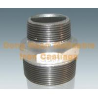 China Malleble iron pipe fitting malleable iron pipe fitting hexagon nipple reducing on sale