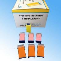 Quality Automatic safety blood lancets wholesale