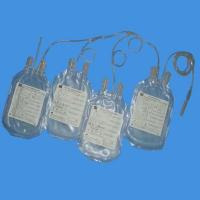 Buy cheap Quadruple blood bag from wholesalers