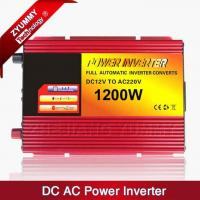 Quality Power Inverter Series 2 1200W DC to AC Power Inverter HF1200 wholesale