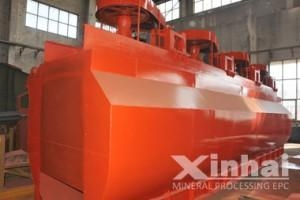 China KYF Air Inflation Flotation Cell